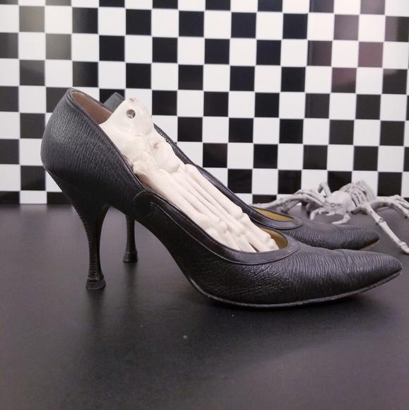 4c6cd8113cf Vintage 1940s Heels